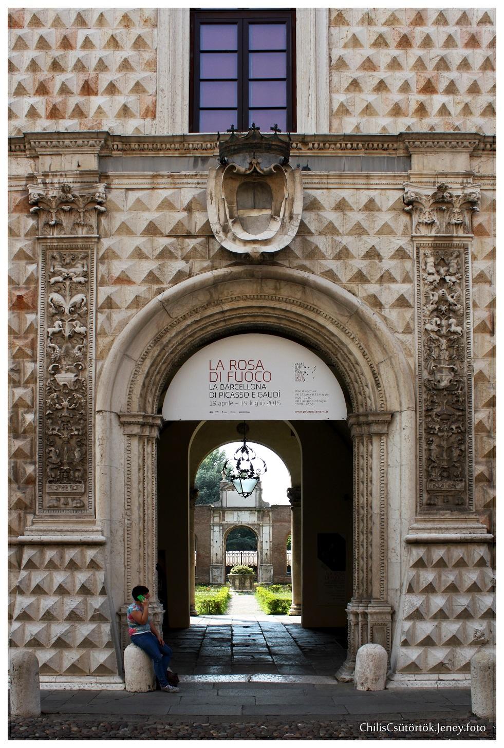 Picasso és Gaudi kiállítás