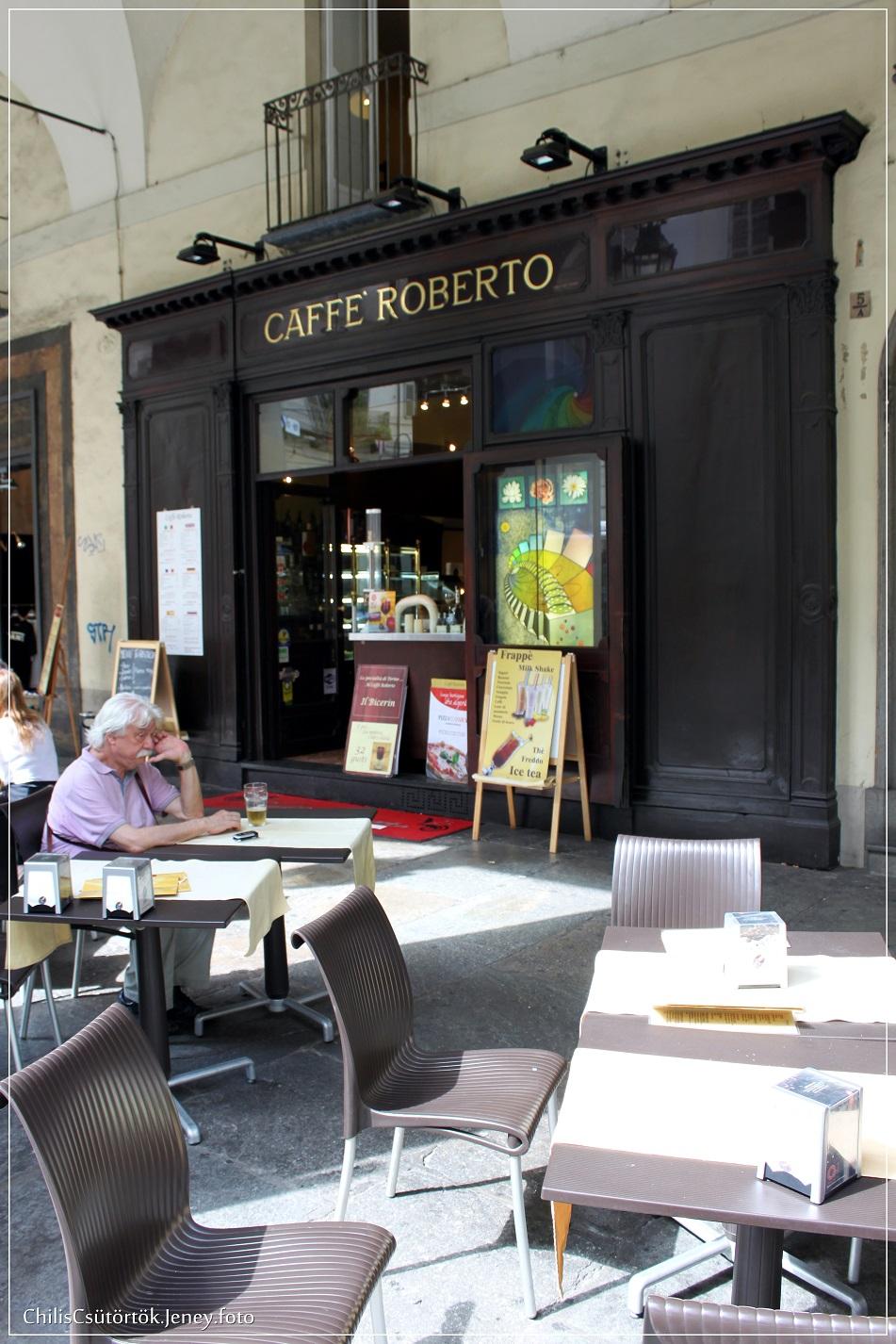 ...és kávéházak
