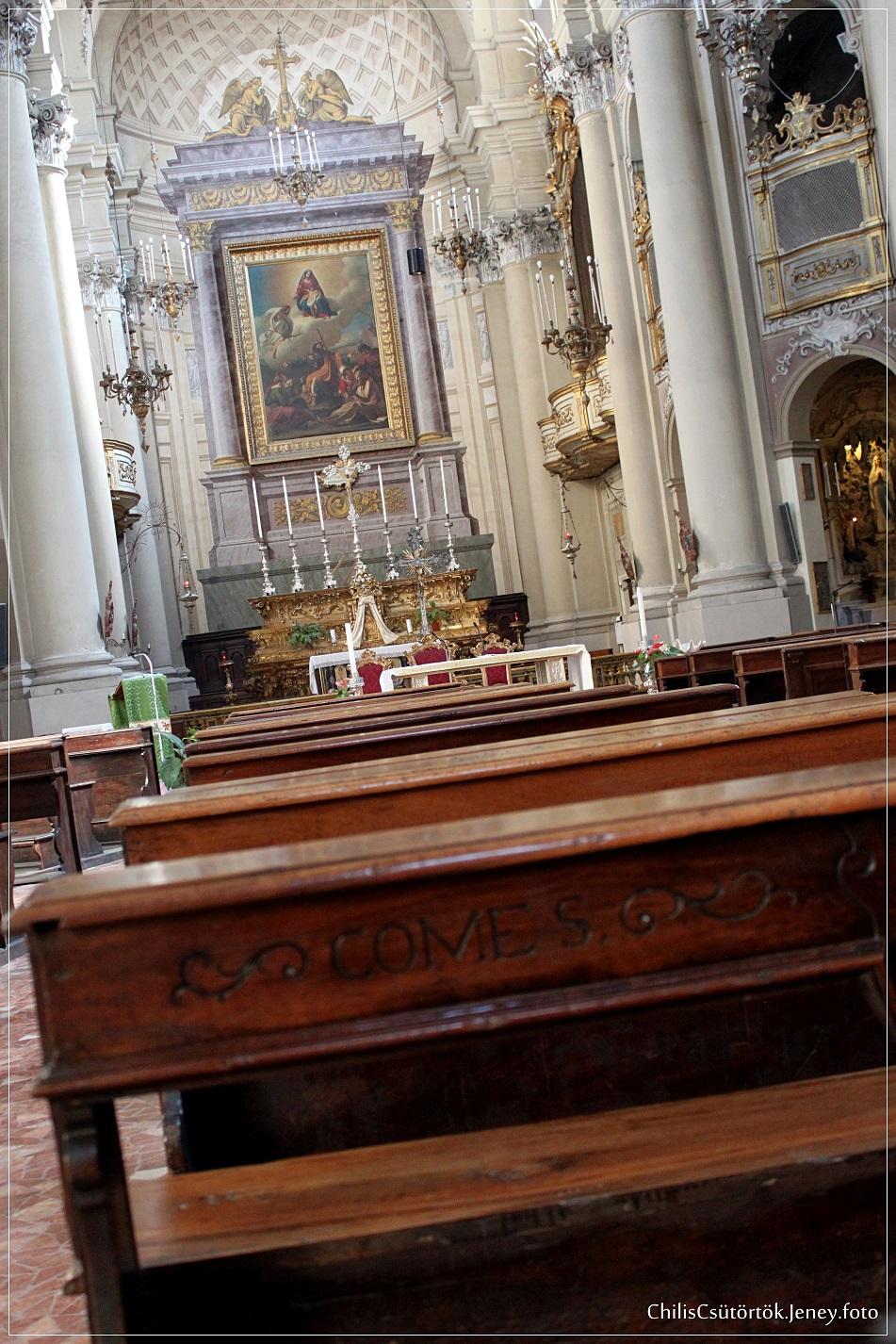 Chiesa di San Rocco o Chiesa Cattolica dei Gesuiti