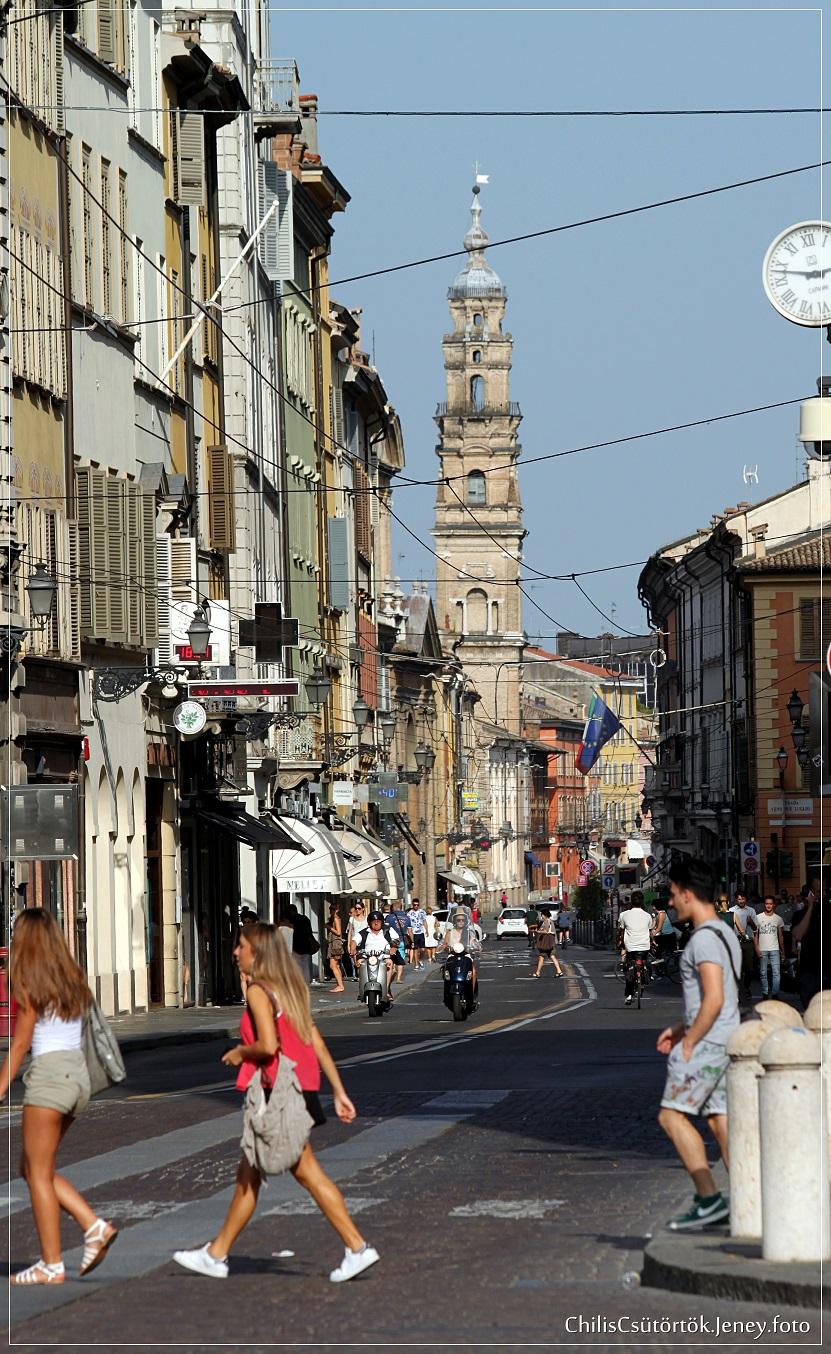 A San Sepolcro tornya