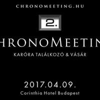 II. ChronoMeeting kiállítás és vásár!