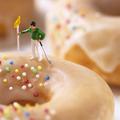Mindennapok egy miniatűr ehető világban