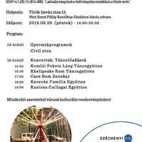 Khetanipe rendezvény az integrációért