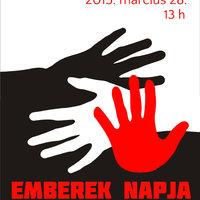 EMBEREK NAPJA - Miskolc, 2015. március 28.