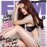 Meg Imperial (2014.01. FHM Ladies' Confessions)