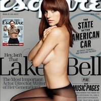 Lake Bell (2014.05. Esquire)