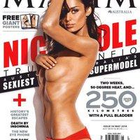 Nicole Trunfio (2014.05. Maxim)
