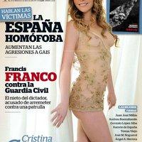 Cristina Goyanes (2014.03.31. Interviú)
