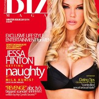 Jessa Hinton (2013-2014 tél, Bizsu Magazine)