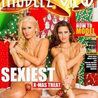 Ana Braga & Anais Zanotti (2013.12. Modelz View)