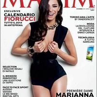 Marianna Di Martino (2013.12. Maxim)