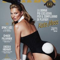 Kate Moss (2013.12.-2014.01. Playboy)