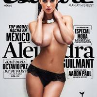 Alejandra Guilmant (2014.03. Esquire)