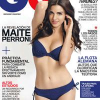 Maite Perroni (2014.05. GQ)