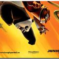 Gyorshír - Kung Fu Panda 2. poszter