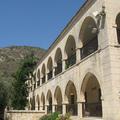 Ciprusi látnivalók - Agios Neofytos kolostor