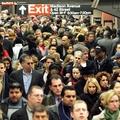 Amerika leteszi az autót és felszáll a vonatra