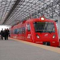 Már a Belorusz pályaudvaron az Aeroexpressz