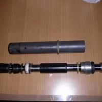 A BX hidraulika rendszer alkatrészei