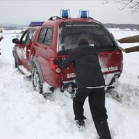 Katasztrófavédelmi útmutató a havazásra