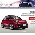 Twin 93 Kft Fiat márkakereskedés és márkaszervíz