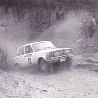 1980.Mecsek Rally