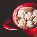 Hot chocolate...