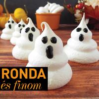 Ronda és finom: rém egyszerű falatok Halloween éjszakájára