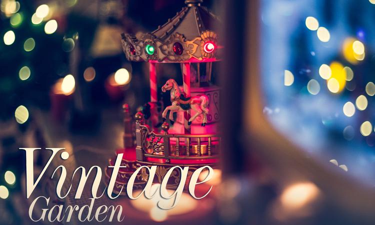 Vintage Garden - hangulatba hoz