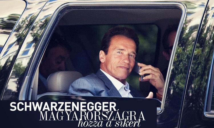 Schwarzenegger Magyarországra hozza a sikert!