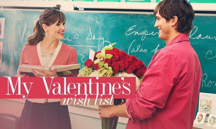 My Valentine's wish list