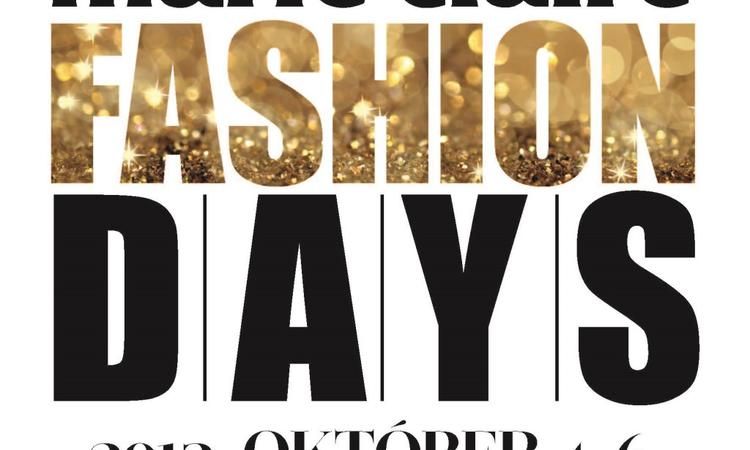 Marie Claire Fashion Days 2013 - Ismét teret kapnak a fiatal tehetségek