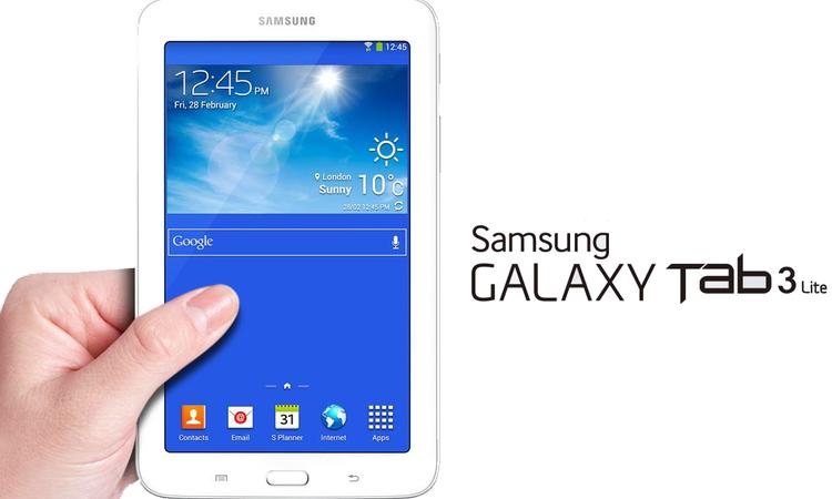 Samsung Galaxy Tab3 Lite -  Wannabe iPad mini