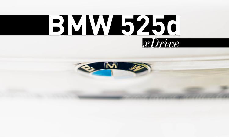 BMW 525d xDrive M - Arany középút