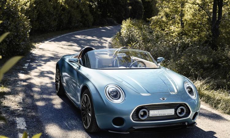 Elképesztő menő lesz az új Mini Roadster