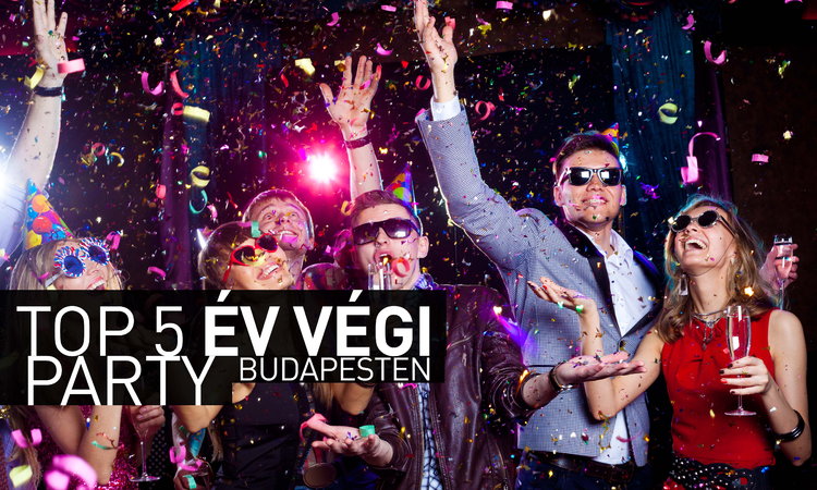 TOP 4 év végi party