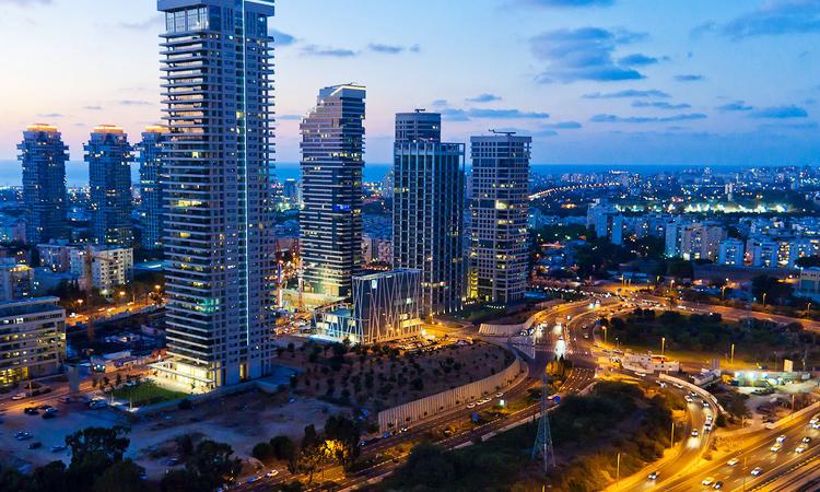 Divattúra Tel Avivban
