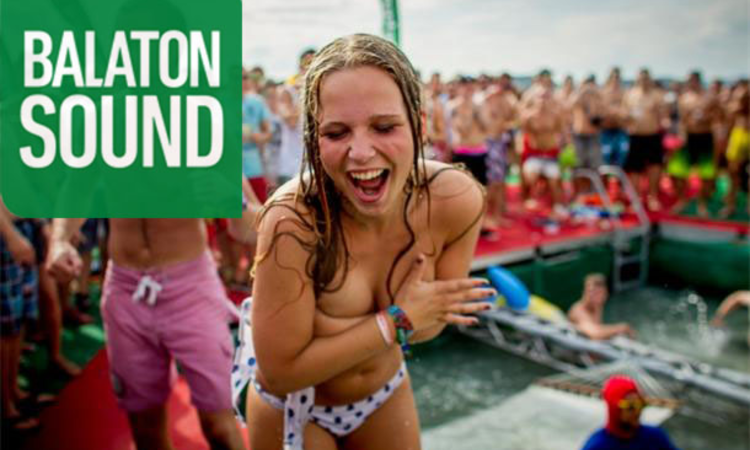 Balaton Sound – A legcoolabb elektronikus zenei fesztivál
