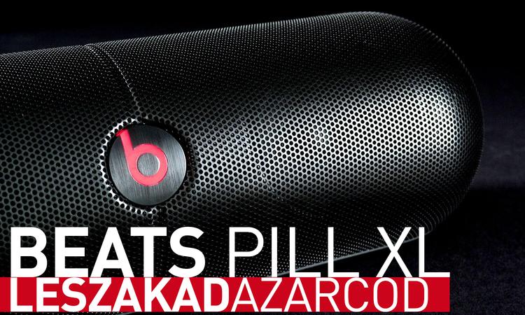 Beats Pill XL – Leszakadazarcod