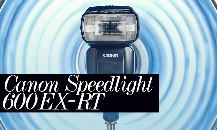 Canon Speedlite 600EX-RT - Villanj haver