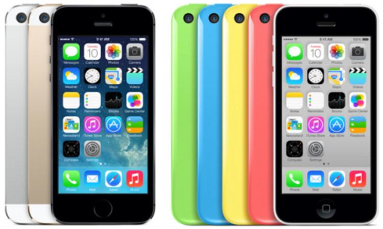 iPhone 5S és 5C  - Dióhéjban