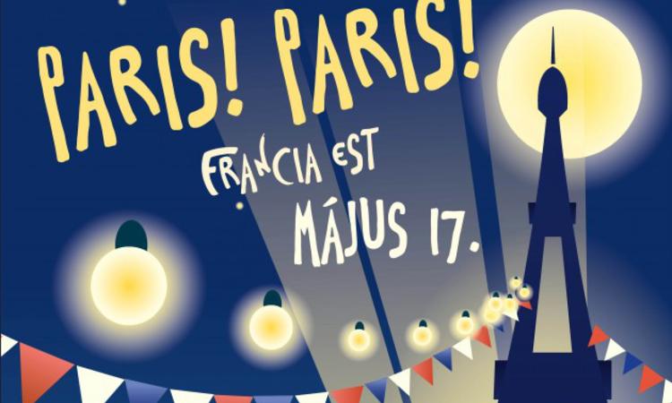 Attention! Paris, Macaron, Moulin Rouge...mmh, je'taime!