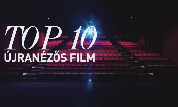 Nincs ott a Star Wars az újra nézném TOP10-ben