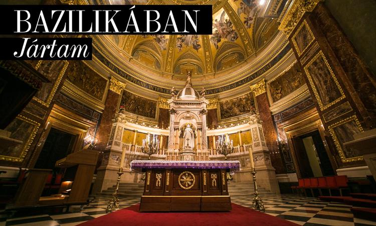 1000 új LED fényforrást kapott a Bazilika épülete