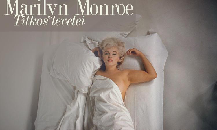 Megtalálták Marilyn Monroe titkos leveleit