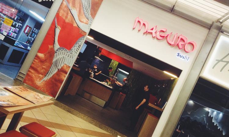 Felfaljuk Ázsiát 4. - Maguro Sushi Bár