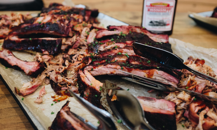 Álmaimban Amerika vissza integet - Budapest Barbecue Company