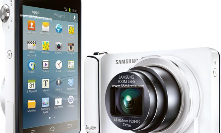 Samsung Galaxy Camera teszt - Inkább nyomkodd a kamerádat