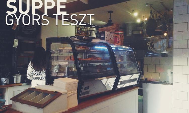 Suppe Bistro – egy hajszál is lehet vastag (gyors teszt)