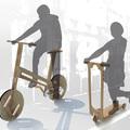 Lap-bicikli és lap-roller